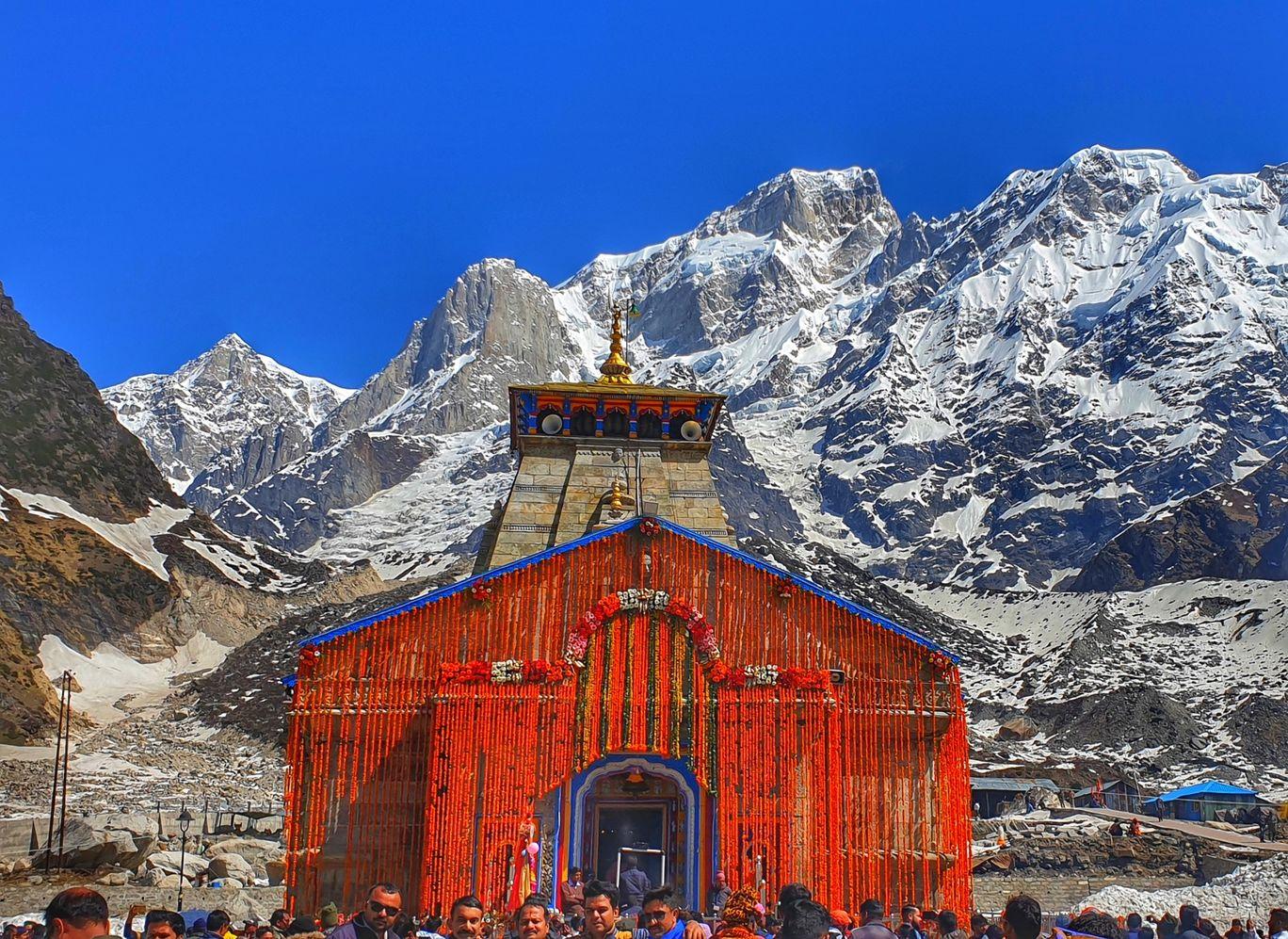 Photo of Kedarnath By Shiva Chandra