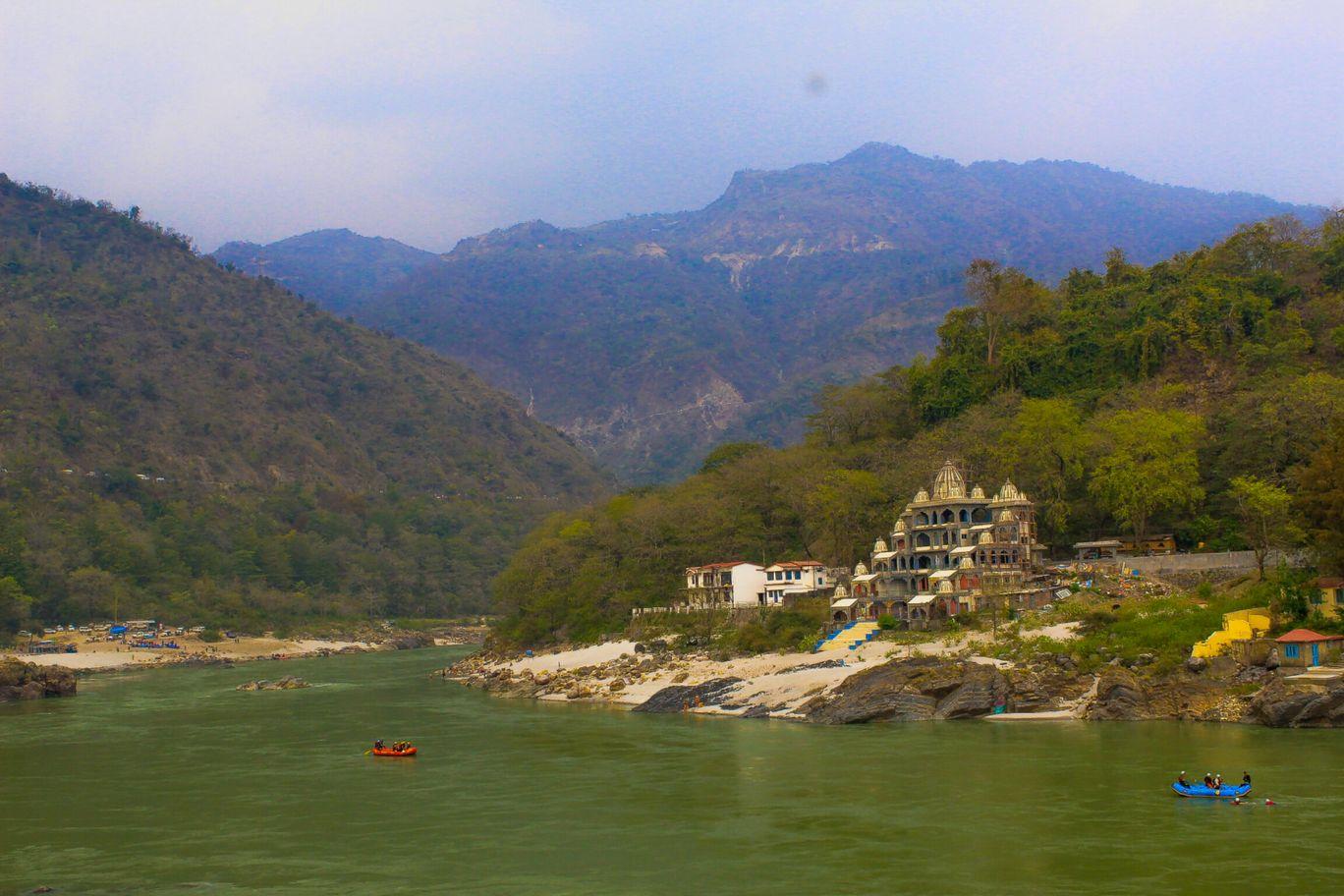 Photo of Rishikesh By Anubhav