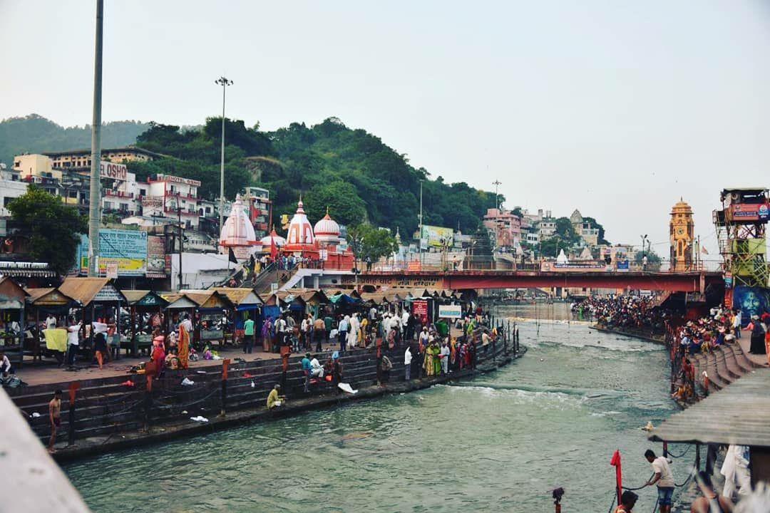 Photo of Har Ki Pauri By Manu Yoga Travel