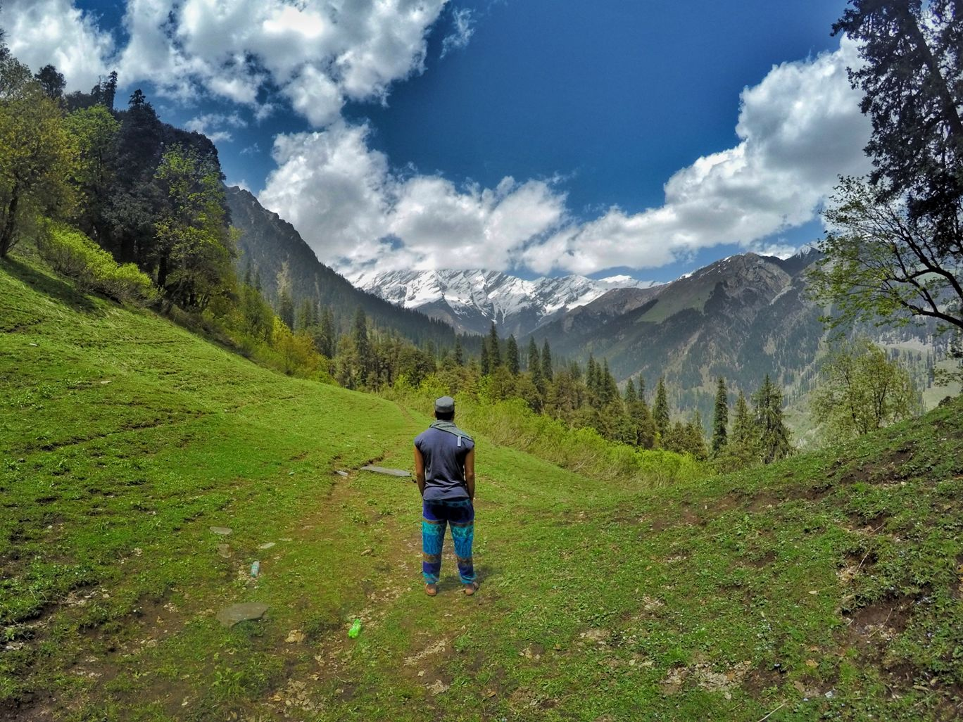 Photo of Solang Valley By Mohammed aslam