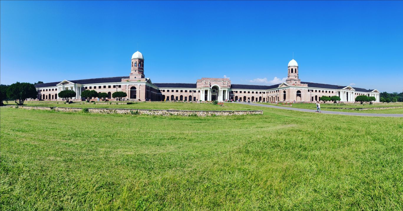 Photo of Forest Research Institute (FRI Dehradun) By Stephanie Dcosta