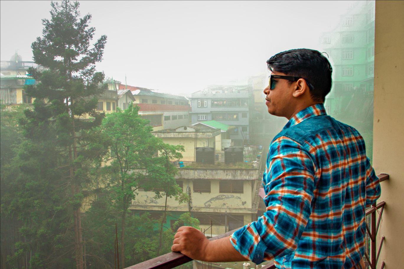 Photo of Gangtok By gopal krishna