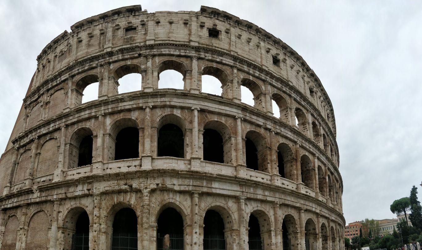 Photo of Colosseum By meghashree g