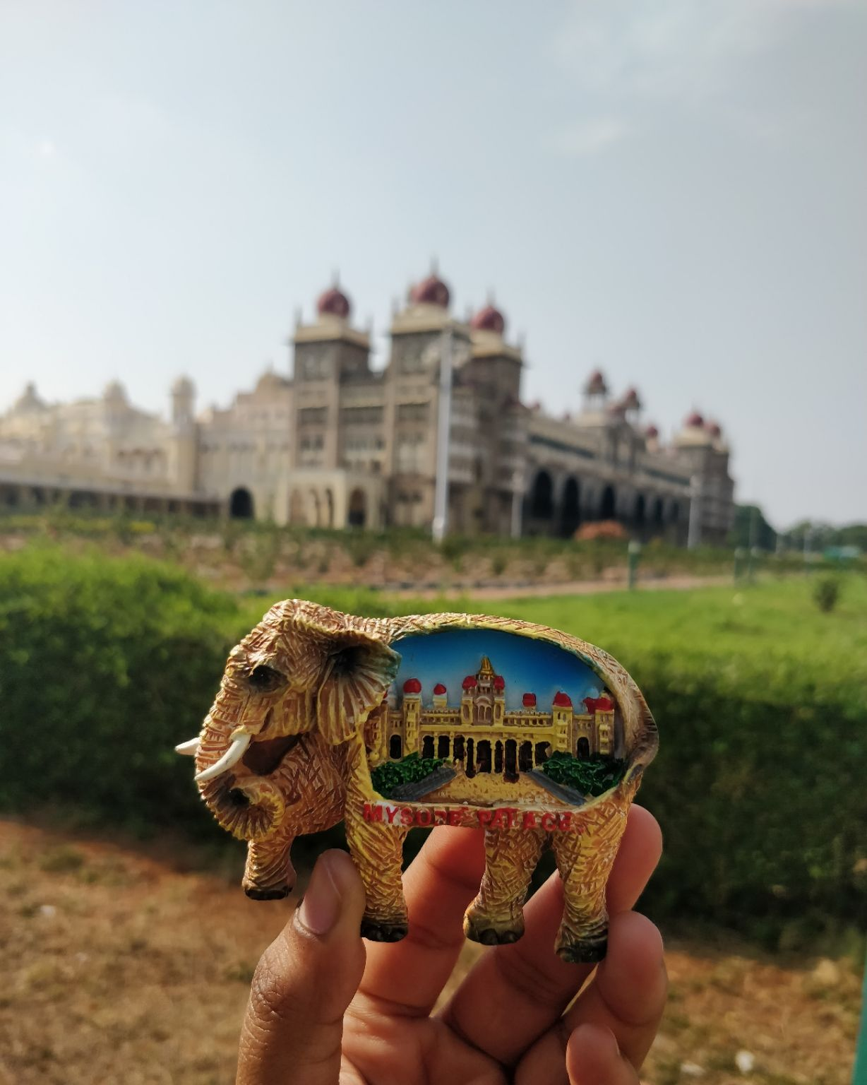 Photo of Mysore Palace By meghashree g