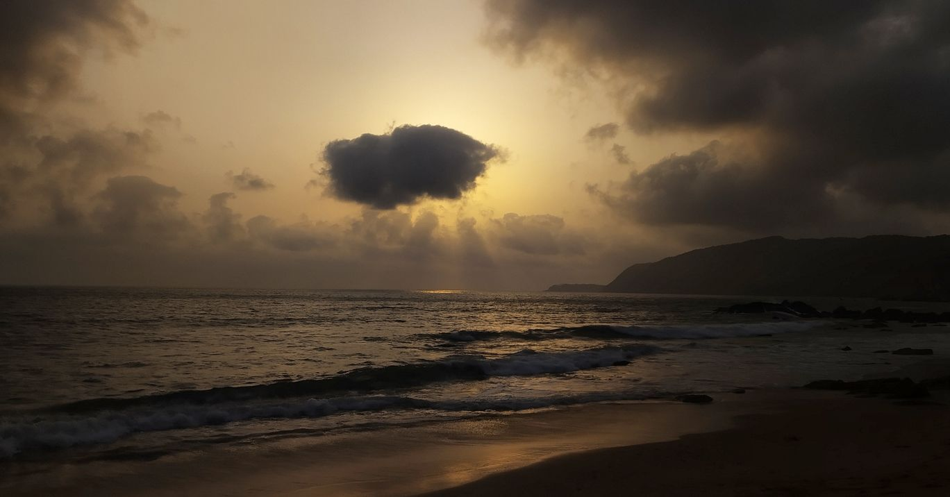 Photo of Cola Beach By Gagandeep Singh