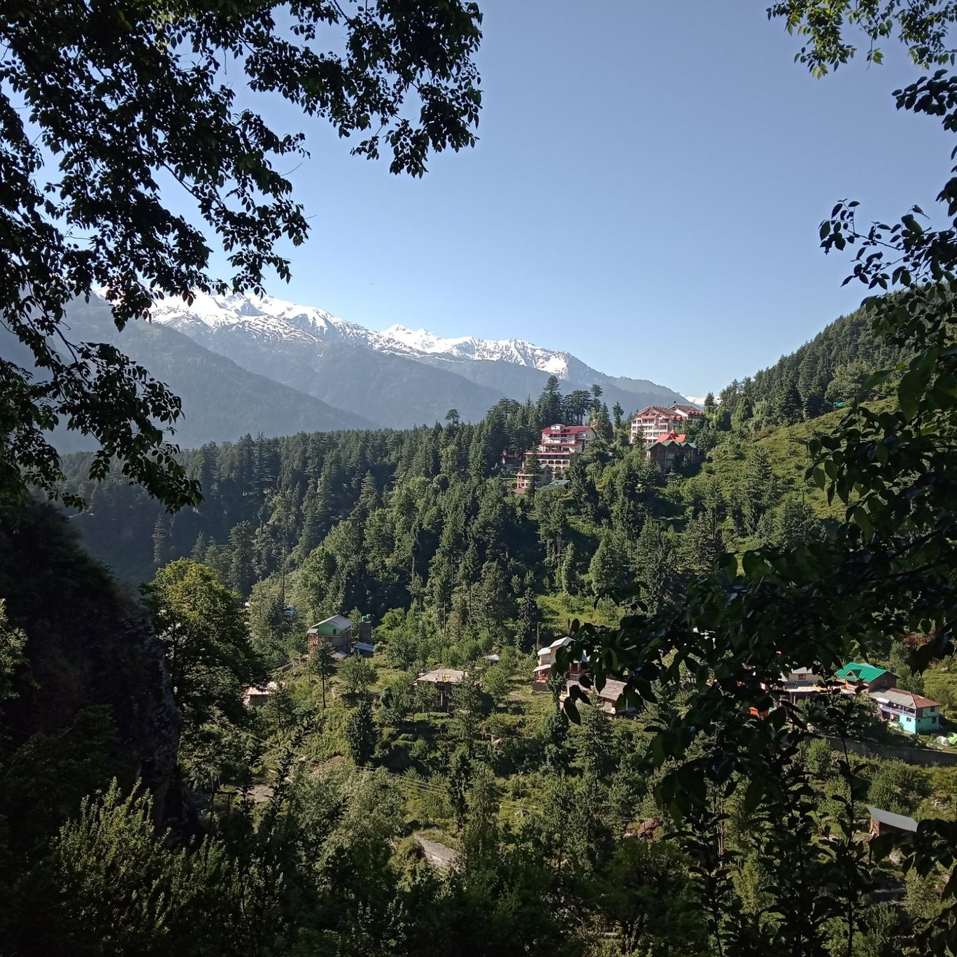 Photo of Old Manali By aniket pande