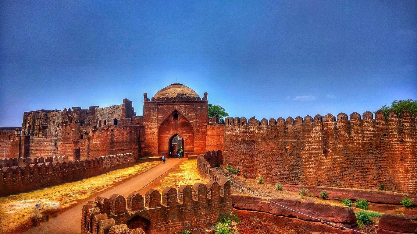 Photo of Bidar Fort By Abhishek K