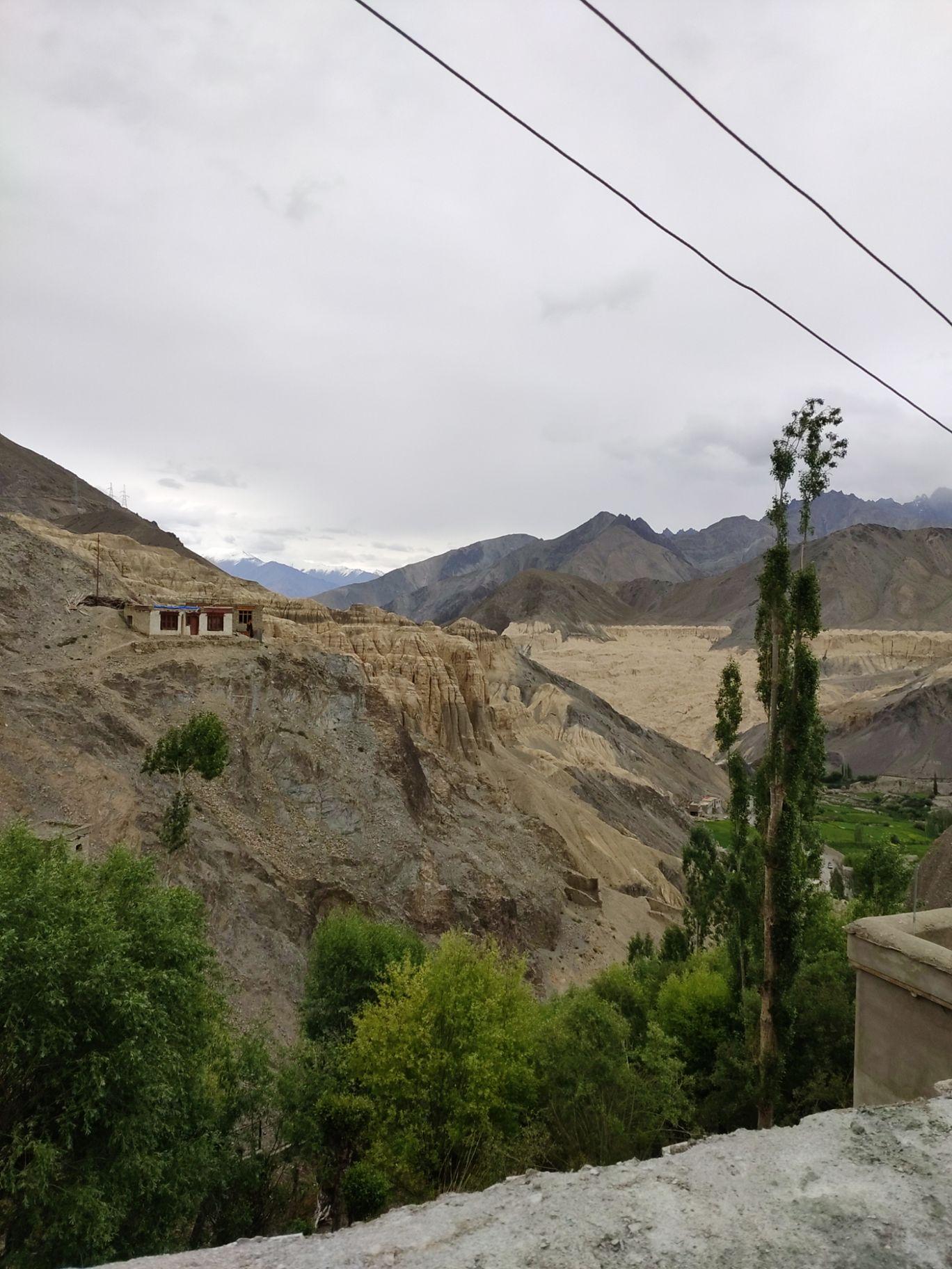 Photo of The Lamayuru Monastery By Chronicles of a Sardarni