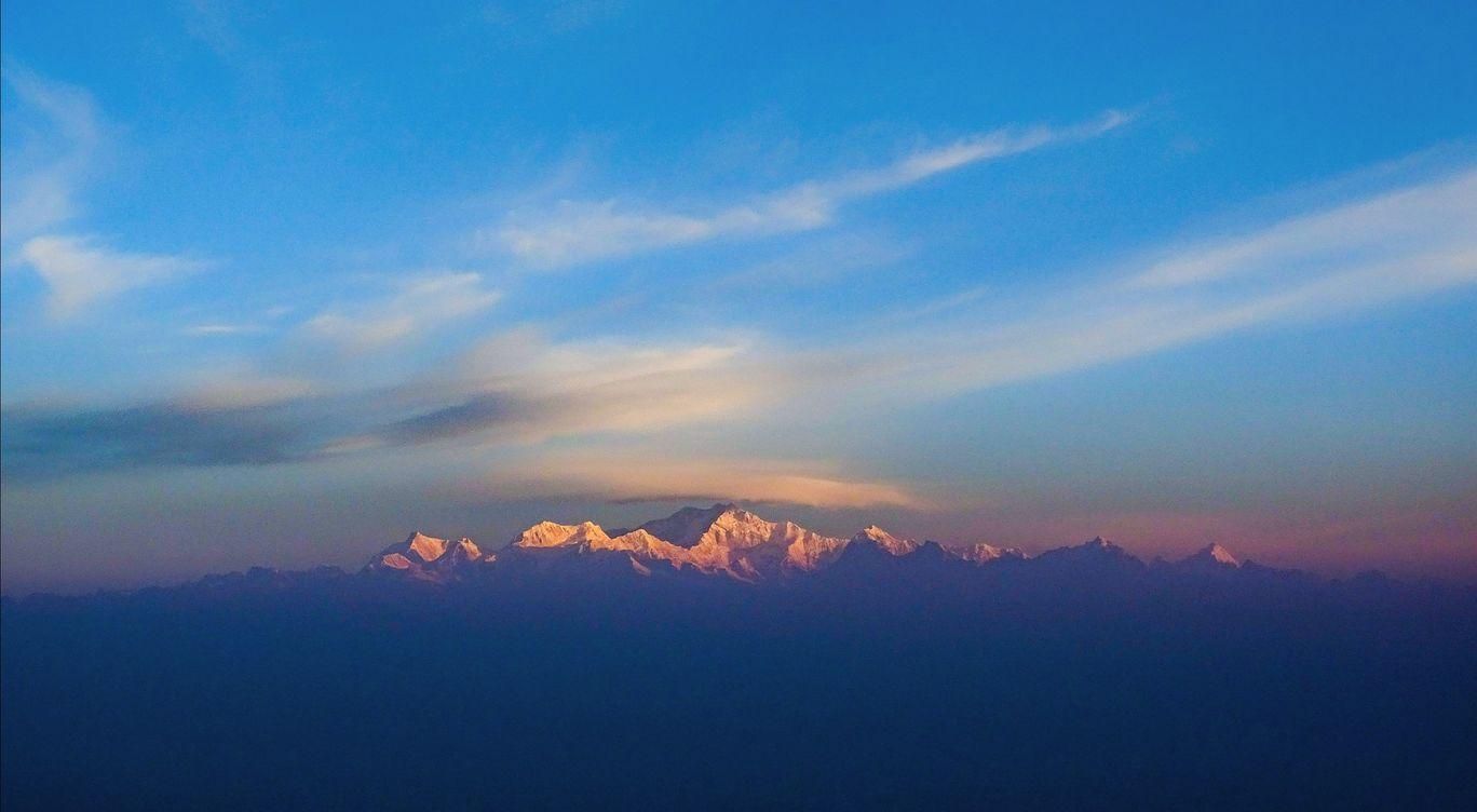Photo of Tiger Hill By Subra Pratim Choudhury