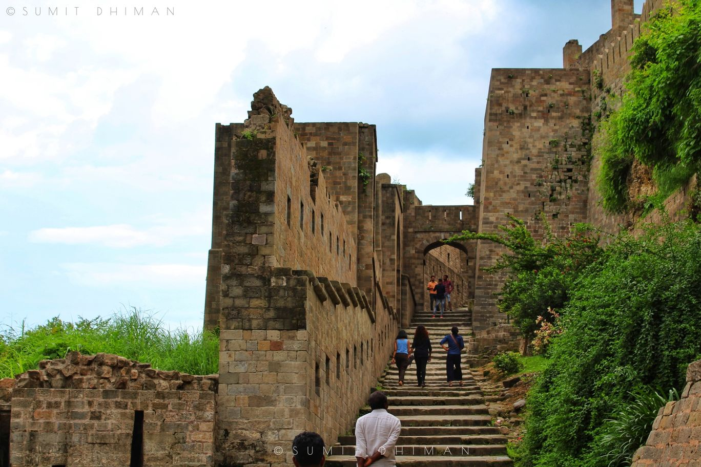 Photo of Kangra Fort By Sumit Dhiman