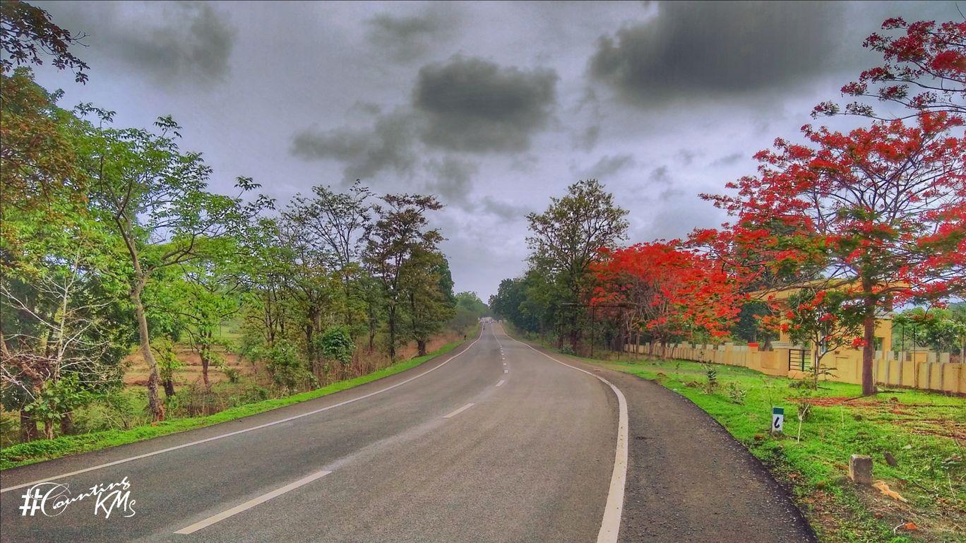 Photo of Karjat - Murbad Road By Counting Kilometers