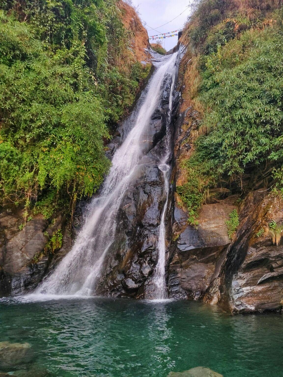 Photo of Bhagsunag Waterfall By Ammy Clickz