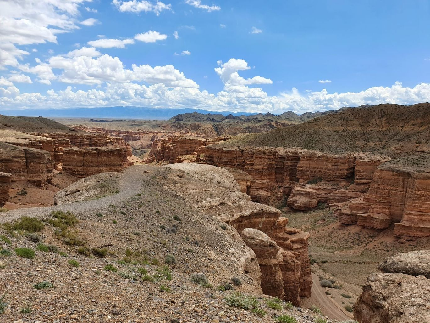 Photo of Charyn Canyon By Veronika Hirsch