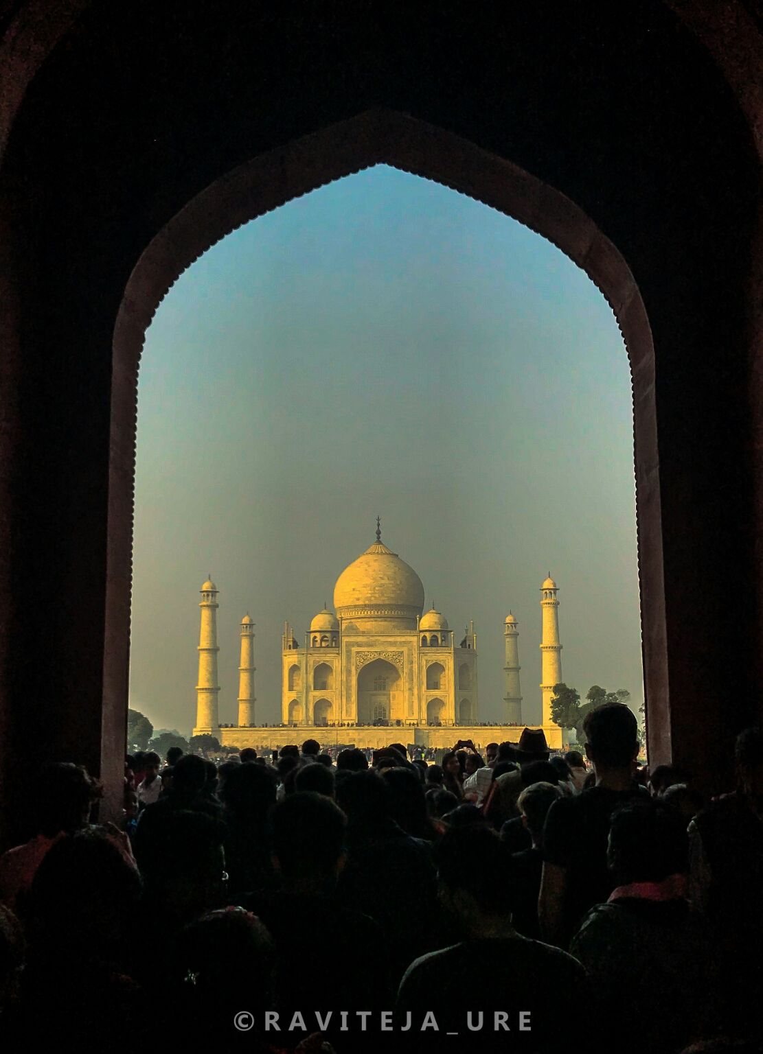 Photo of Agra By RAVITEJA URE
