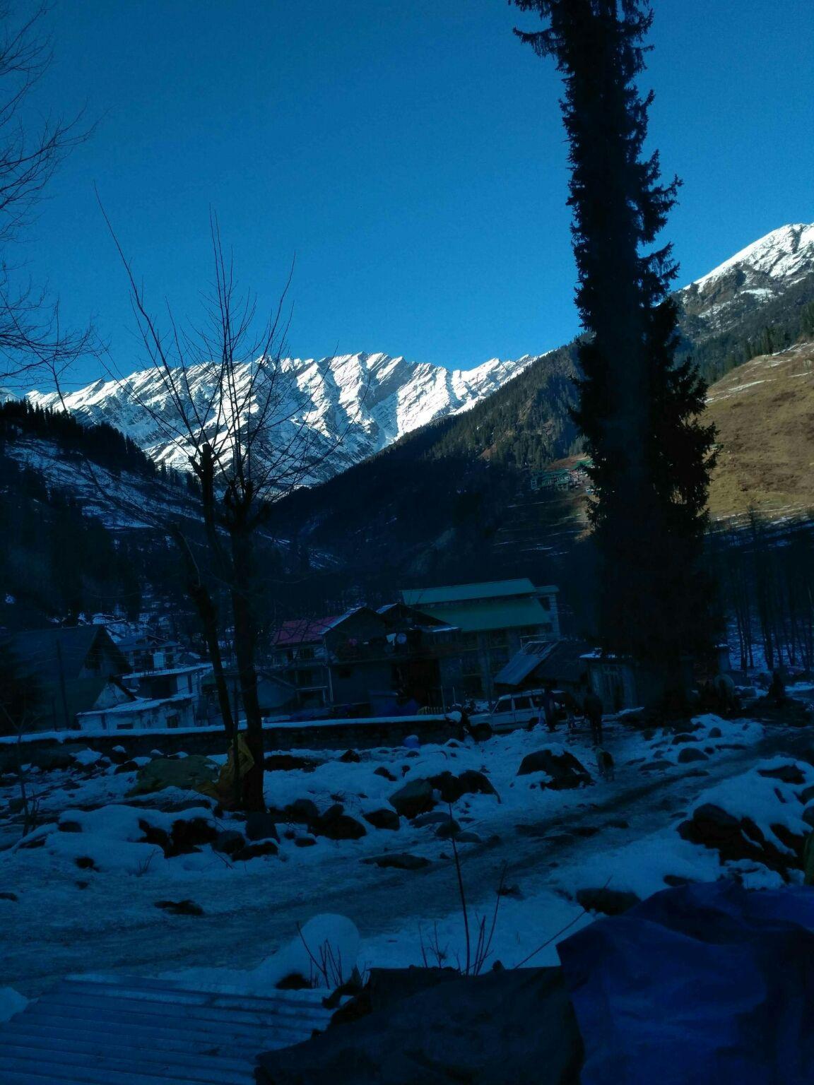 Photo of Himalayas By RAVITEJA URE
