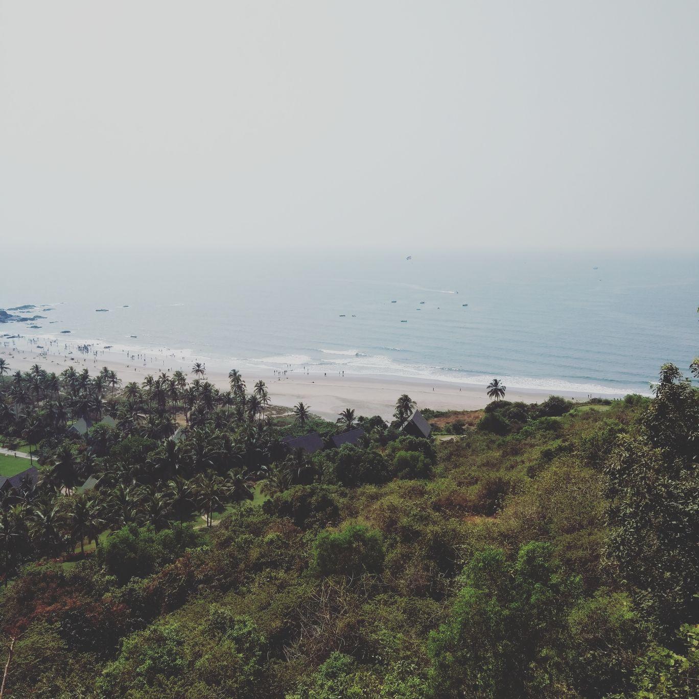 Photo of Chapora Fort By avinash rajput