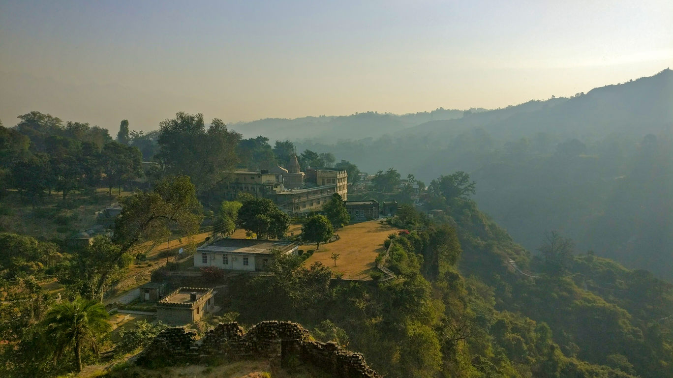 Photo of Kangra Fort By Ankur Sharma