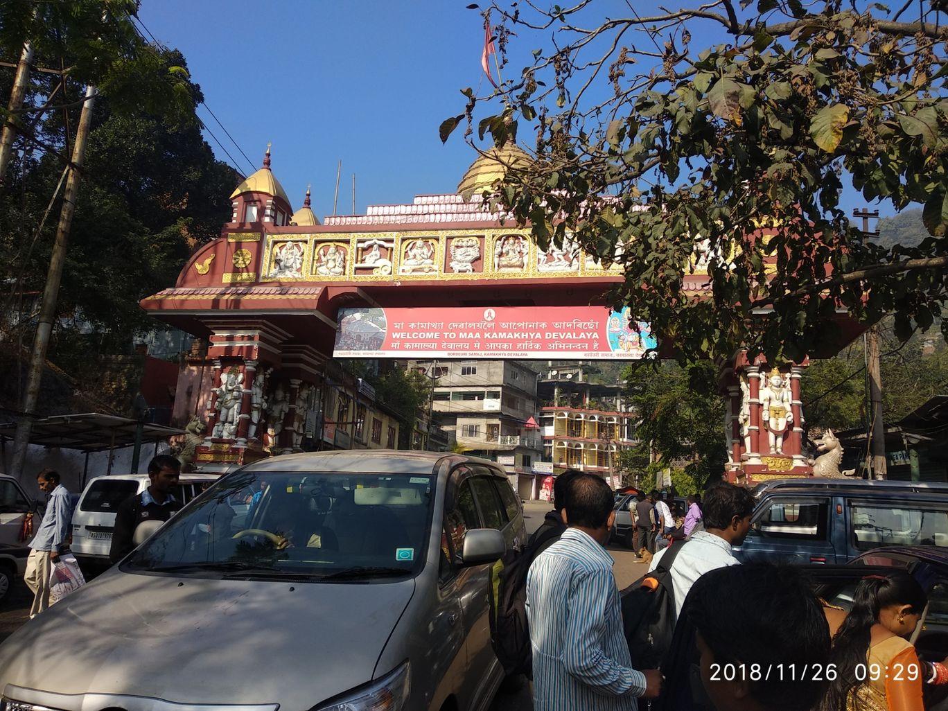 Photo of Kamakhya Temple By Raj Jaiswal