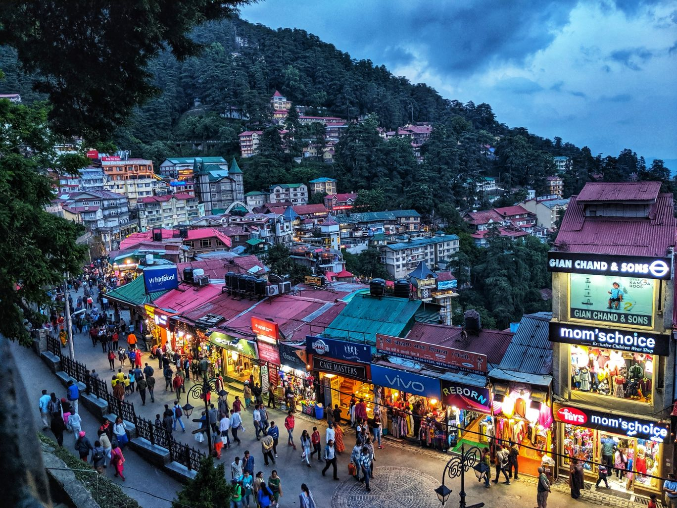 Photo of Shimla By jiya ambast