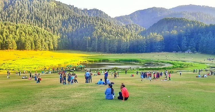 Photo of Khajjiar By Sam Thakur