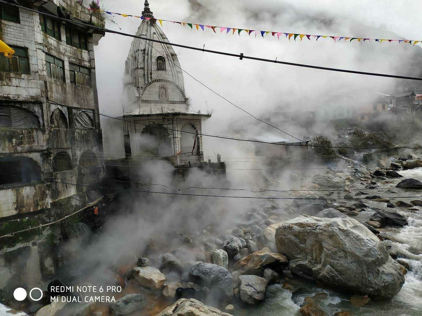 Photo of Manikaran Hot Water Pool By Krishna Shukla