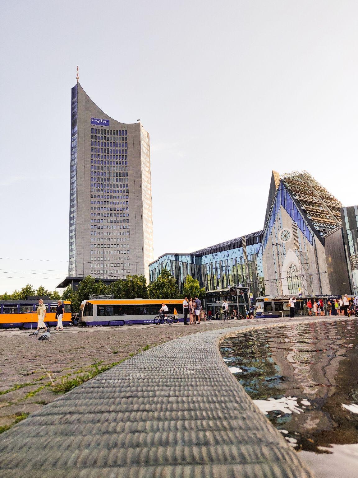 Photo of University of Leipzig By Krupa