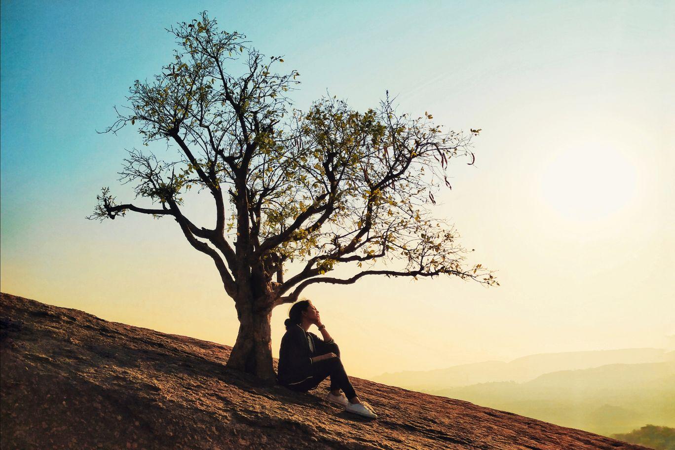 Photo of Savandurga Hill By Joseph Antony