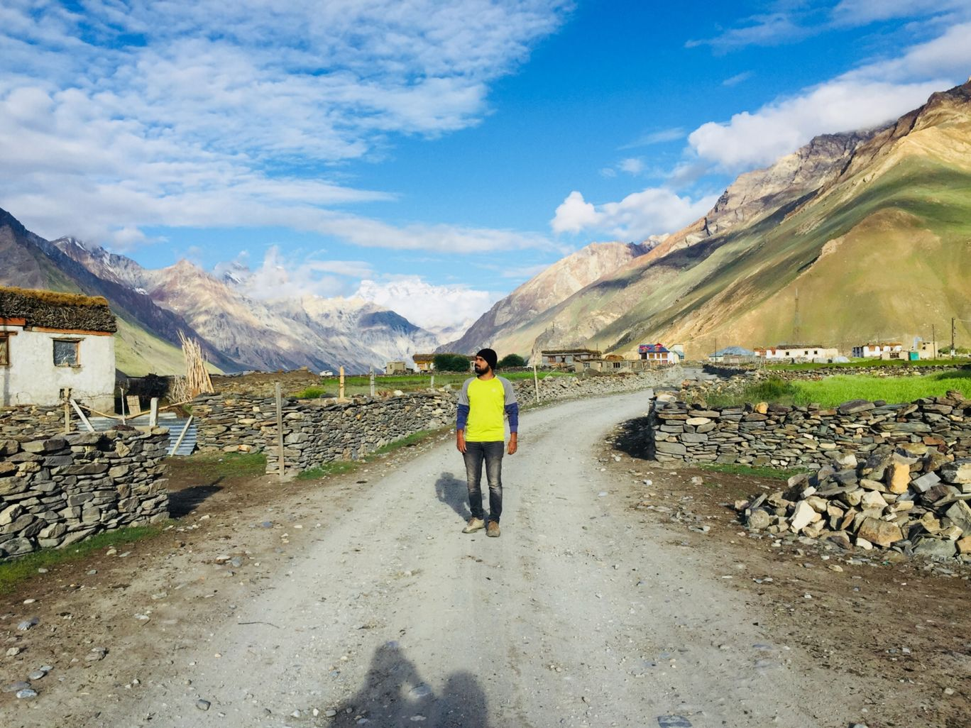 Photo of Zanskar Valley Road By Aman Verma