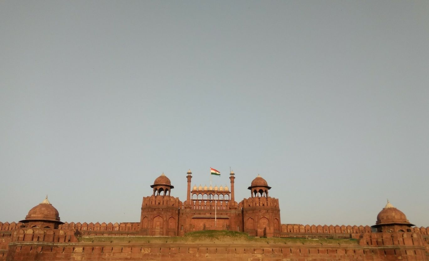 Photo of Red Fort By Stuti Kanoongo