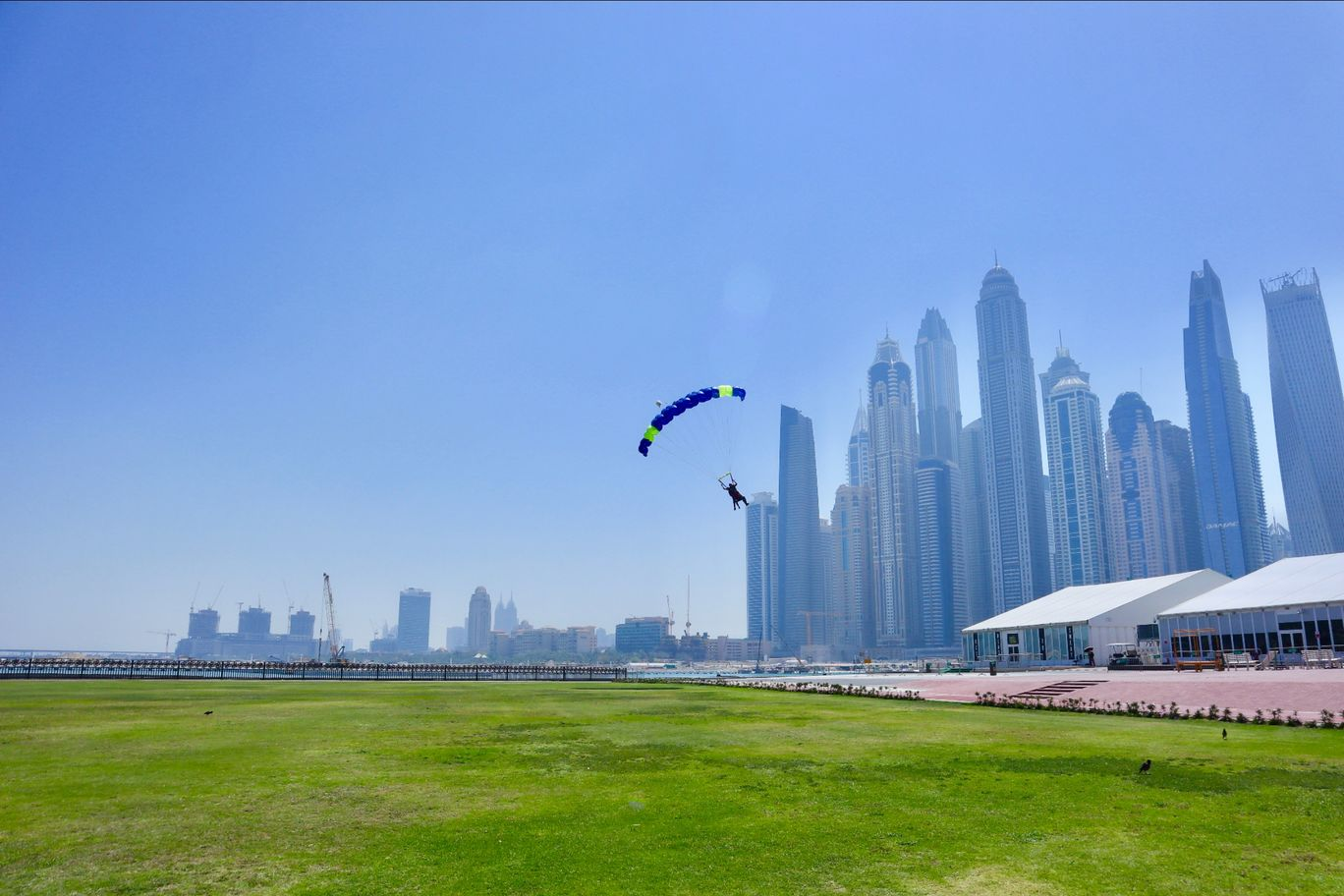 Photo of Skydive Dubai - Al Seyahi Street - Dubai - United Arab Emirates By Yashwanth Maheshwaram
