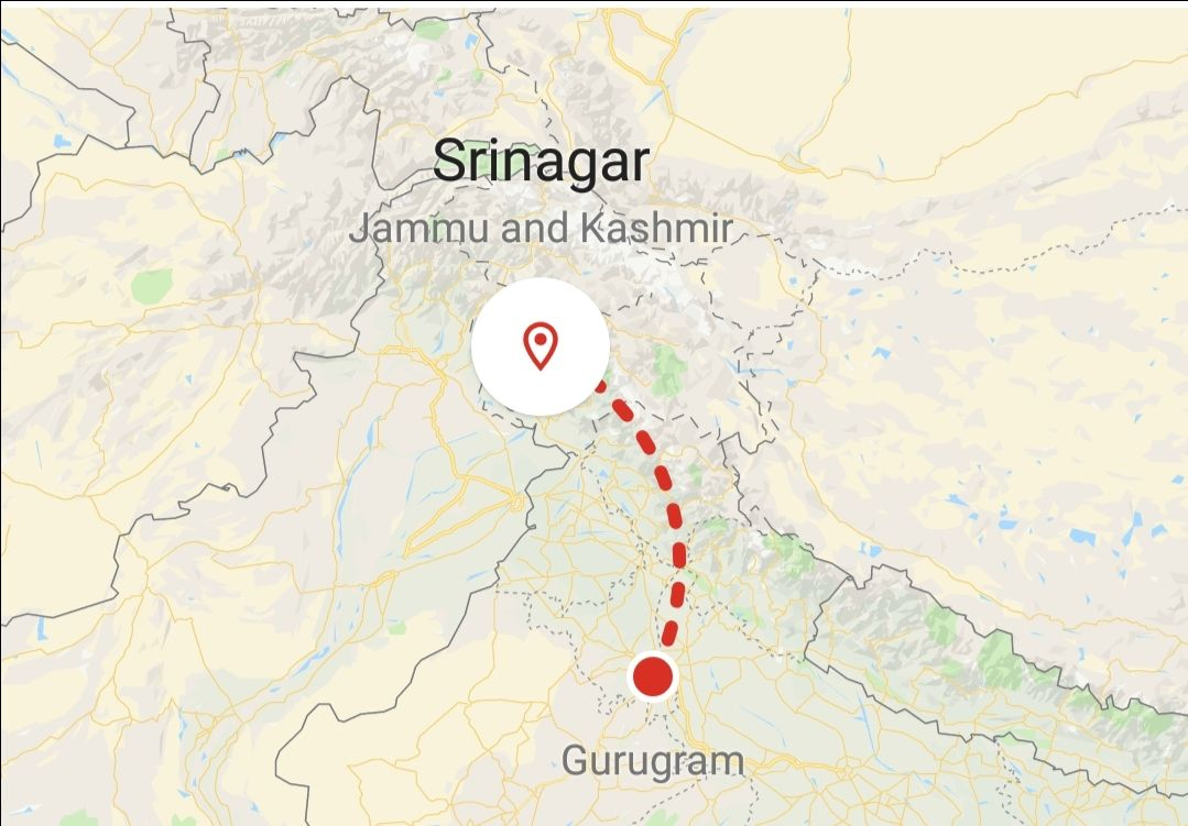 Photo of Jammu and Kashmir By Sangita Basu Dey