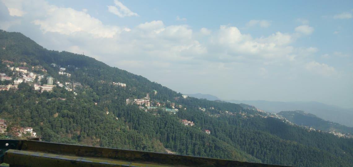Photo of Shimla By Sanjukta Bhattacharya