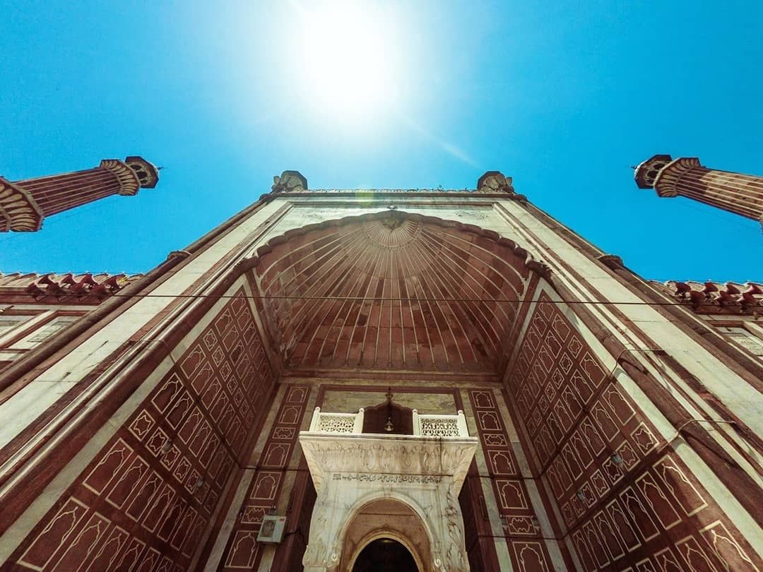 Photo of Jama Masjid By Kishore Vittanala