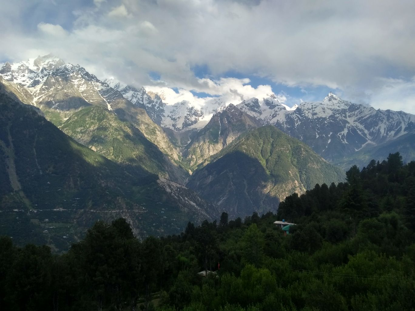 Photo of Kinnaur By Seema Tharangzag