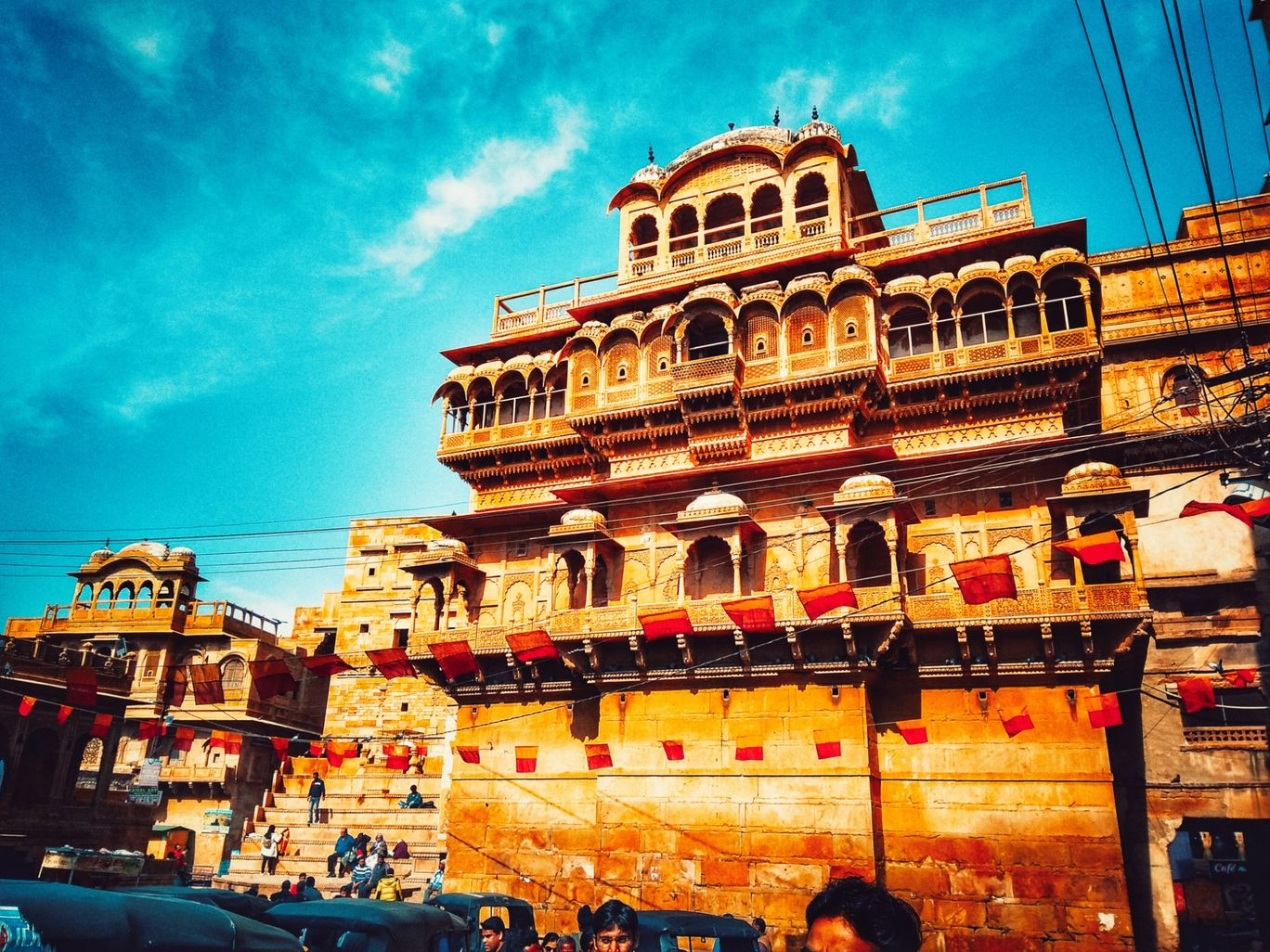 Photo of Jaisalmer Fort By Seema Tharangzag