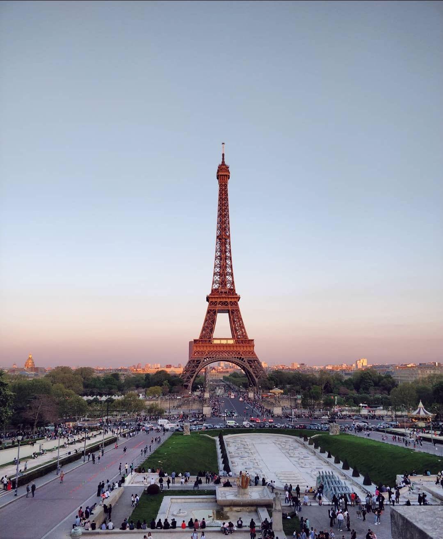 Photo of Paris By Priyasha