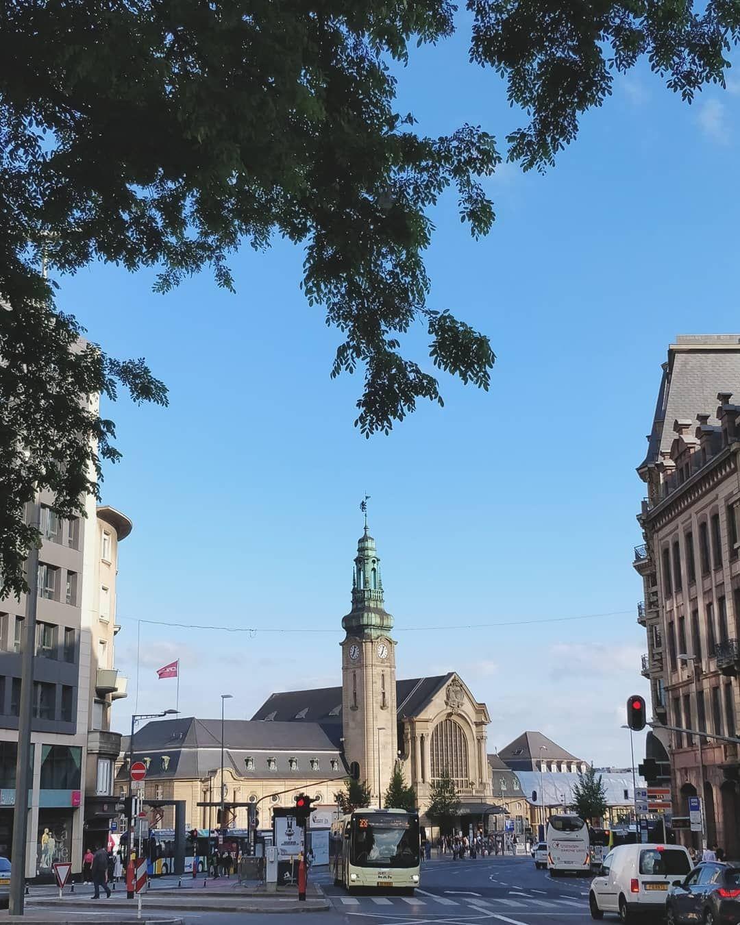 Photo of Luxembourg City By Priyasha