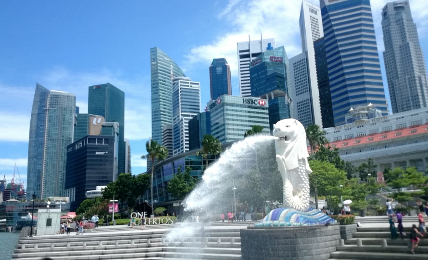Photo of Singapore By Urjosee Biswas