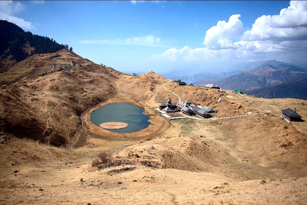 Photo of Prashar Lake By GAURAV RANA