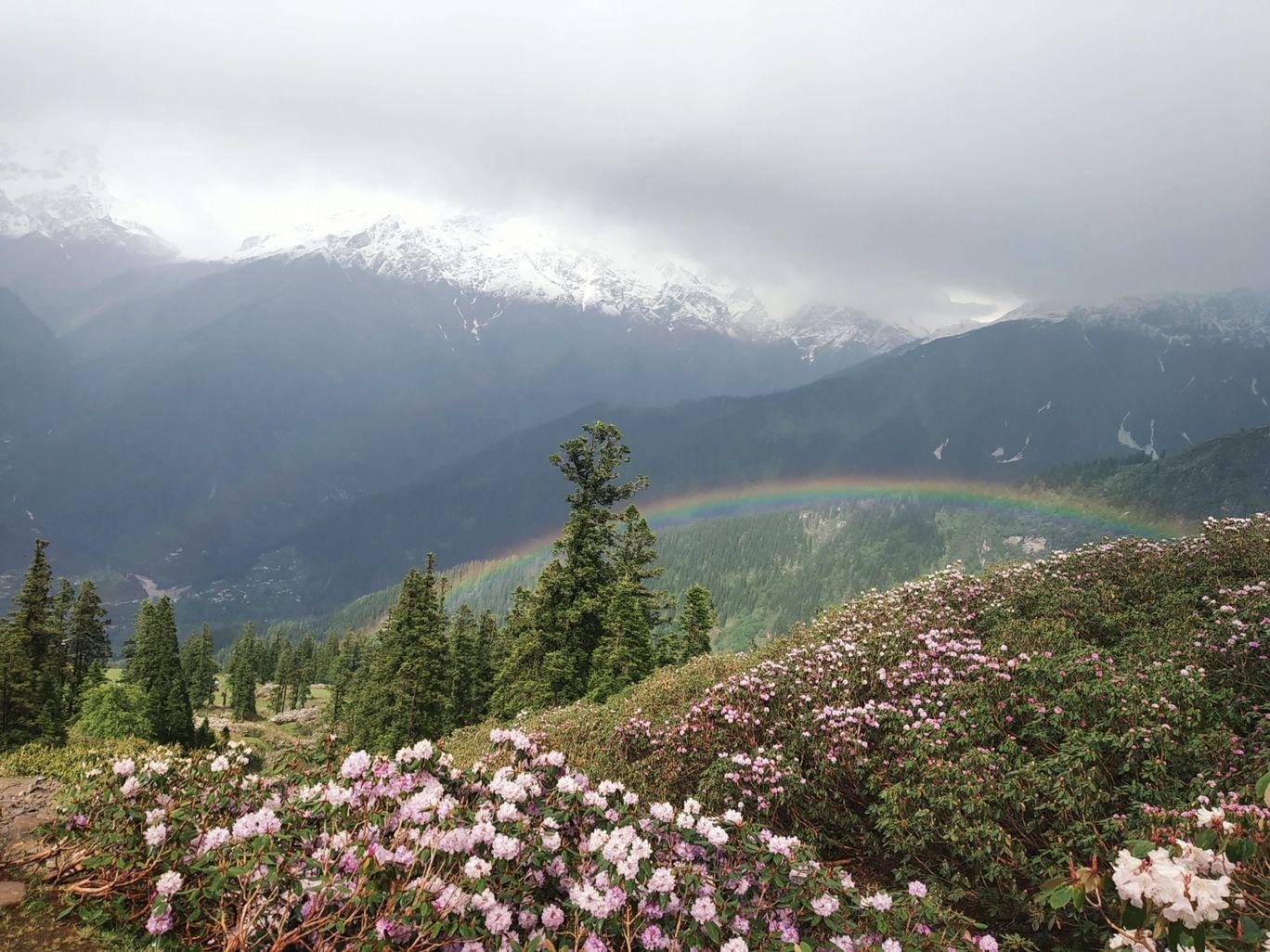 Photo of Grahan Camp - Sar Pass (YHAI) By Sourav Sethy