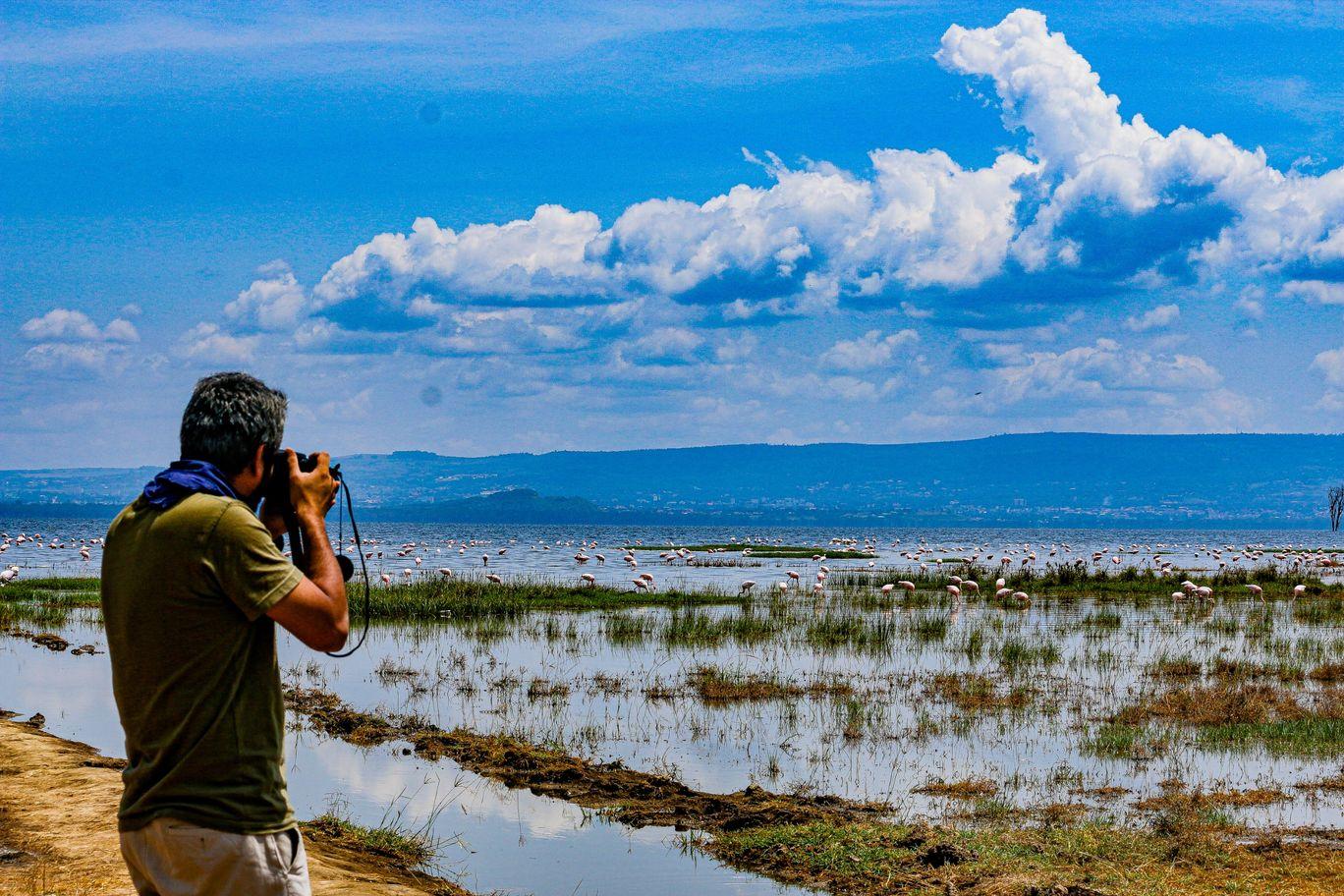 Photo of Lake Nakuru By Kaushak Maheshwary