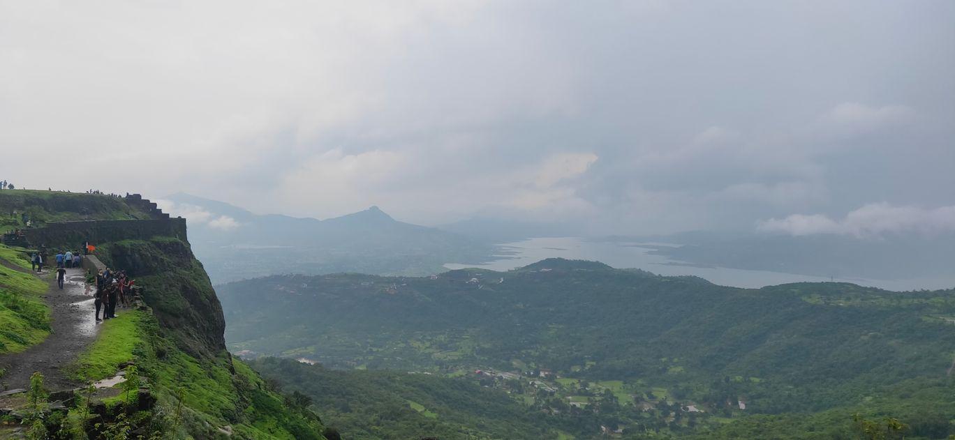 Photo of Visapur Fort By Vishwajeet Mahind