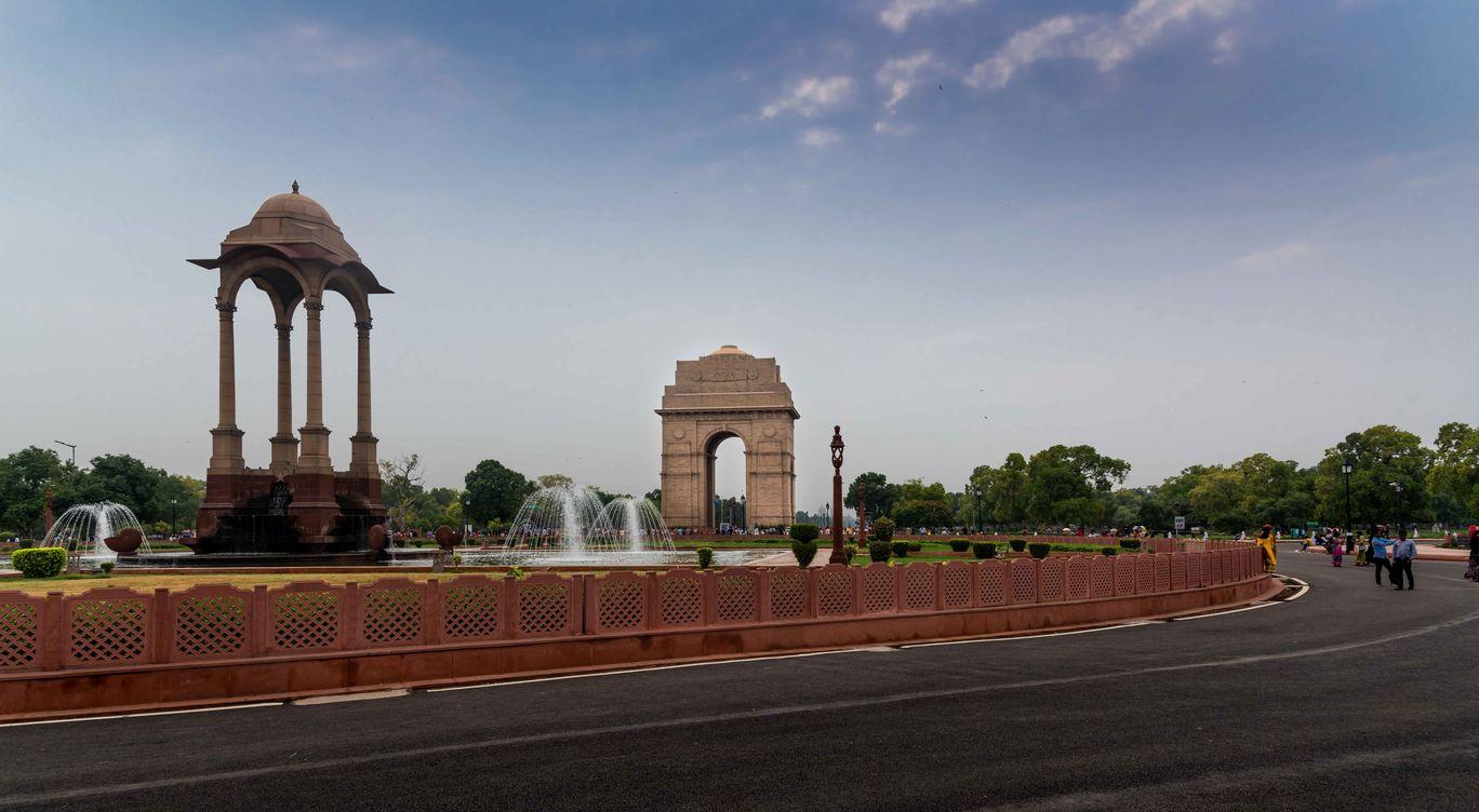 Photo of Delhi By Vikesh Raj