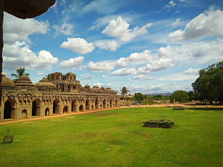 Photo of Hampi By Amita Mukhopadhyay