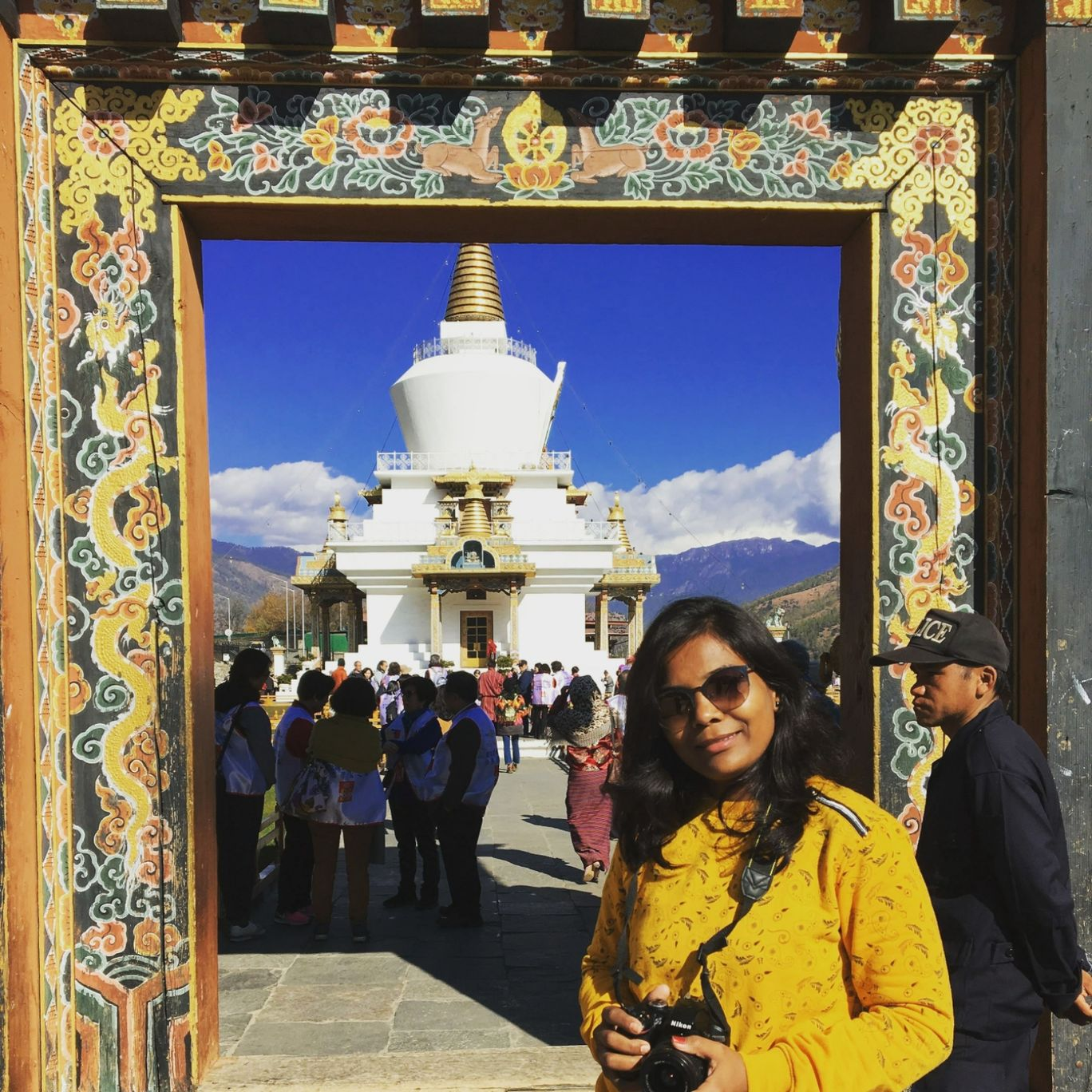 Photo of Thimphu By Suvarna savant