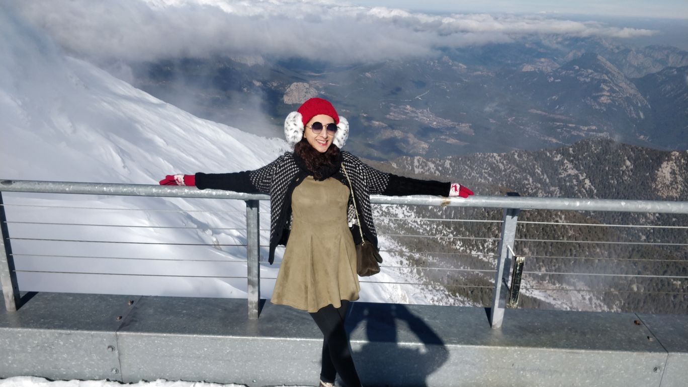 Photo of Mount Tahtali By kritika avasthi