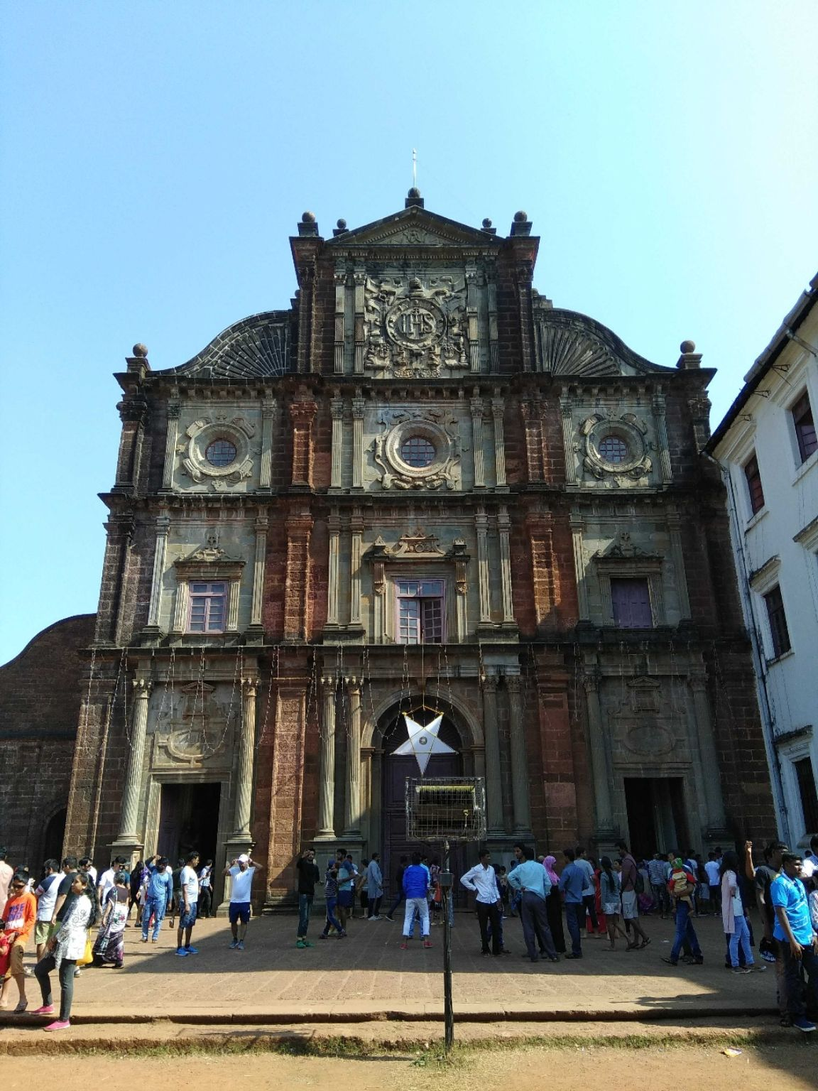 Photo of Basilica of Bom Jesus By Suhas Madnanth
