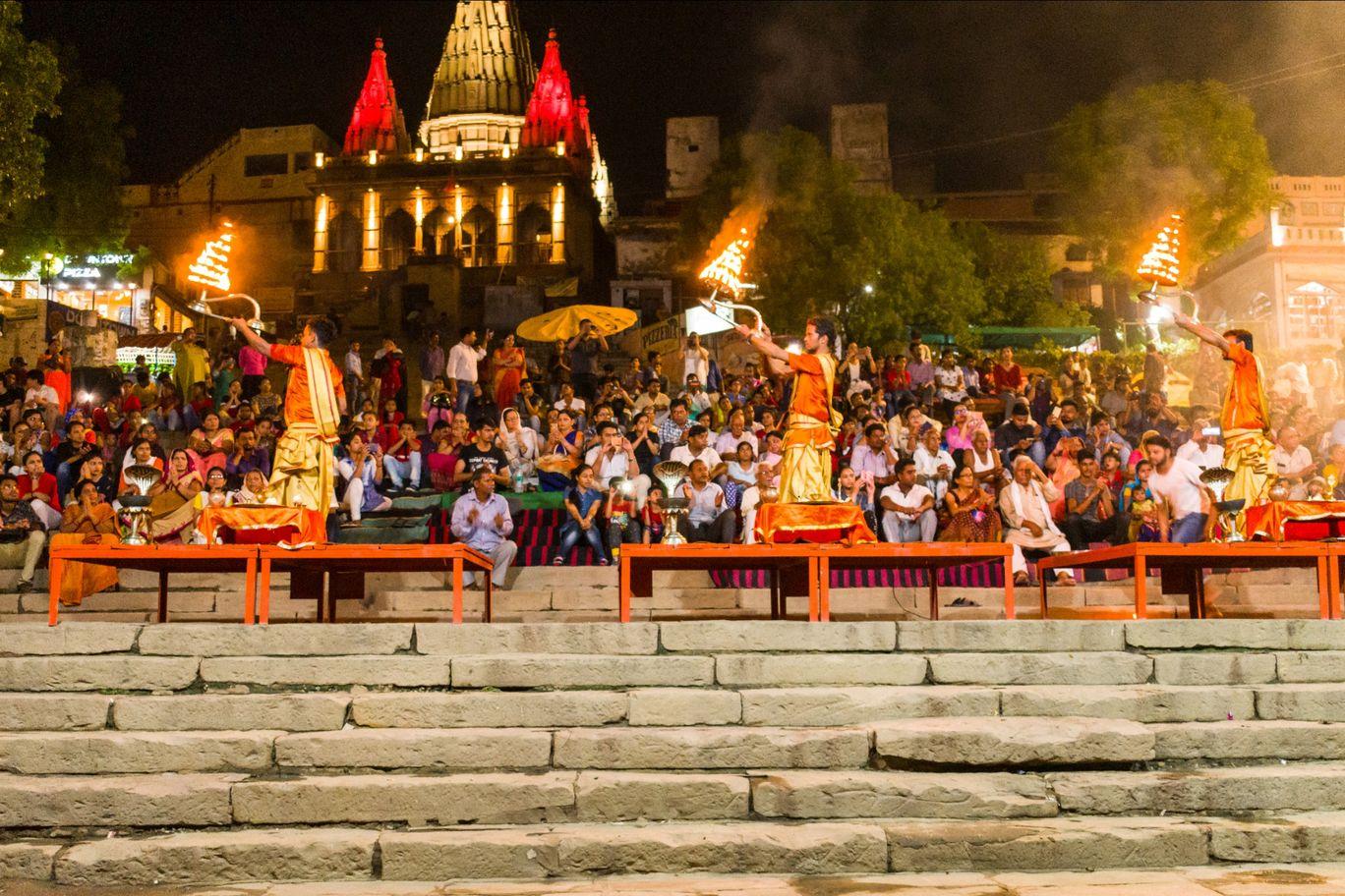 Photo of Assi Ghat By Ravi Singh