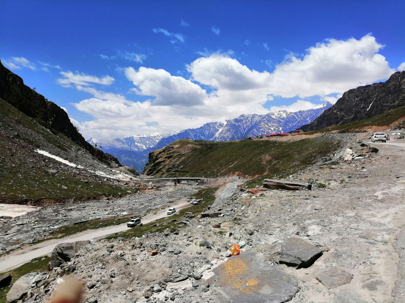 Photo of Rohtang Pass By Hinal Dwivedi