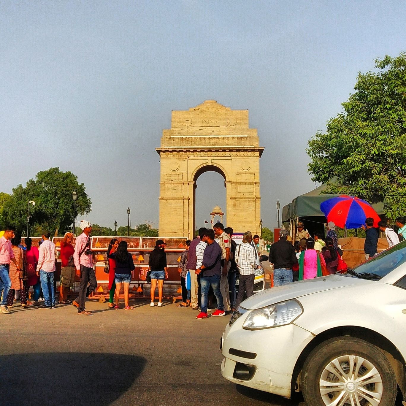 Photo of India Gate By shristi kumari